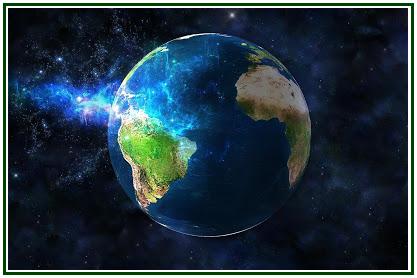 A Comunidade Planetária em 2070 com  mold