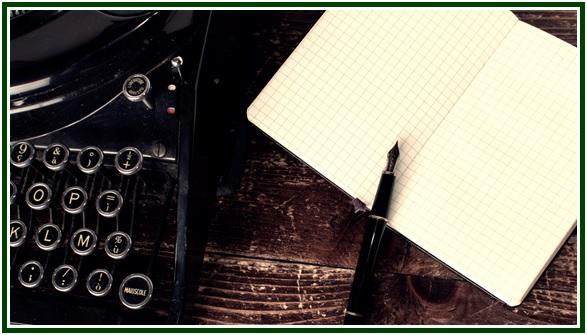 Escrever é Mandar Recado com mold