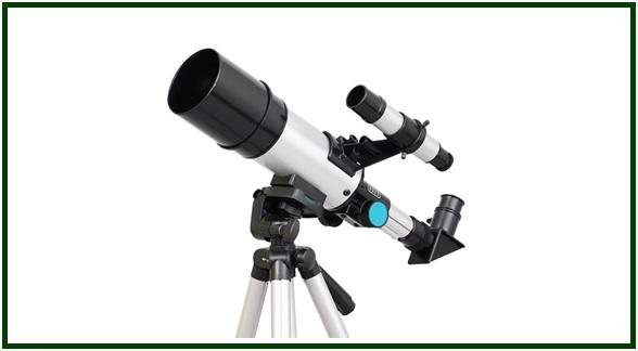 Limpando as Lentes do Telescópio