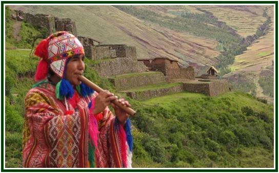 A Teosofia dos Andes com mold