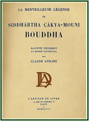 La Merveilleuse Légende de Bouddha