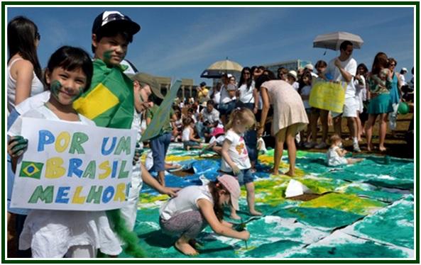 O Brasil e a Força do Pensamento