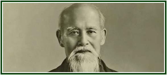 A Filosofia do  Aikidô com mold
