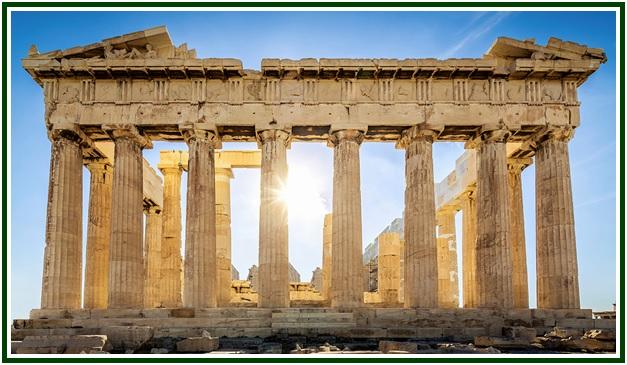 A Sabedoria de Atenas com  mold