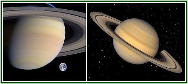 O Lado Luminoso de Saturno