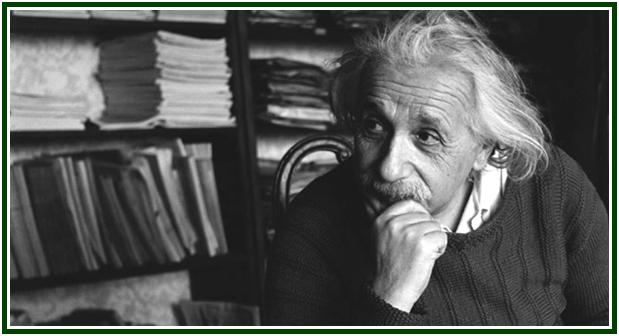 A Teosofia de Albert Einstein com mold