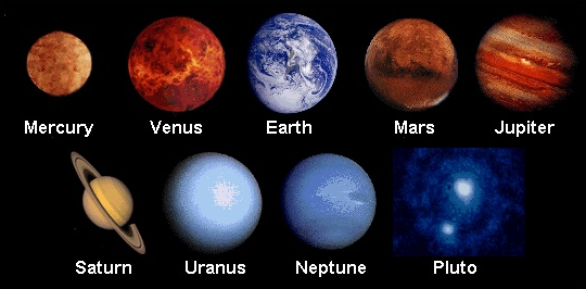 Planetary Mysteries Of Our Solar System
